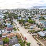 4550 Saratoga - Aerial of Street