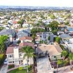 4552 Saratoga Ave, Ocean Beach - Aerial View