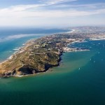 Point Loma Aerial View